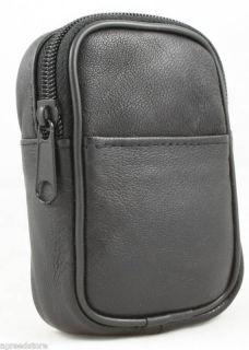 Leather Carry Case Bag for Garmin Dakota 20 10 GPS