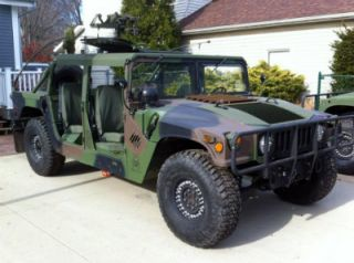 Goodyear Wrangler MTR MT R 37x12 5x16 5 Mud Tires H1 Military HMMWV