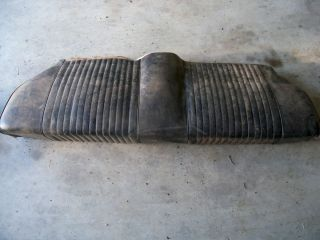1969 Ford Mustang Coupe Rear Seat Bottom