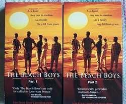 The Beach Boys An American Family 2 Emmy VHS Videos