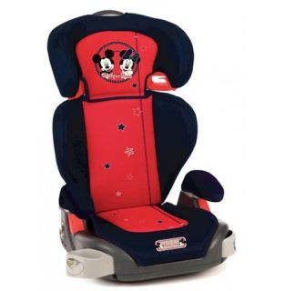 Graco Disney Mickey Minnie Junior Maxi Plus Booster Seat Group 2 3 Car