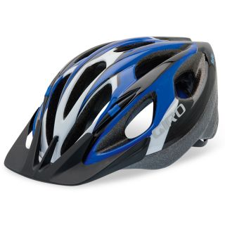 giro skyline cycling bike helmet blue black uni size great value for