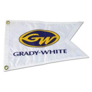 Grady White Heavy Duty Nylon Burgee Flag