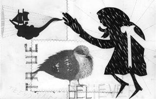 Arkitip Free Art Prostitute Gary Baseman Magazines Book Terry