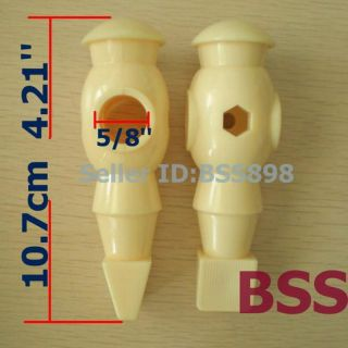 Foosball Soccer Table Replacement Part Man Figure Ivory