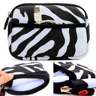 Sleeve Soft Neoprene Case Bag Garmin Nuvi 50 50LM GPS Navigator