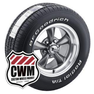 Wheels Rims BFG Radial T A Tires 235 60R15 for Pontiac Grand Prix 1981