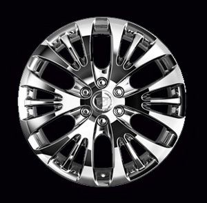 GM CHEVY Escalade Denali OEM CK366 22 Wheel Rim w/ FREE CENTER CAPS