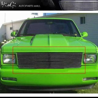 82 90 GMC S15 Pickup Jimmy Billet Grille Grill Aluminum
