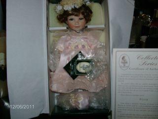Porcelian Geppeddo Doll Collector Series