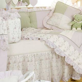 Glenna Jean Chloe Crib 10 Piece Bedding Set