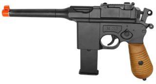 German Mauser Plastic Spring Airsoft Gun WW2 Style 12 Long