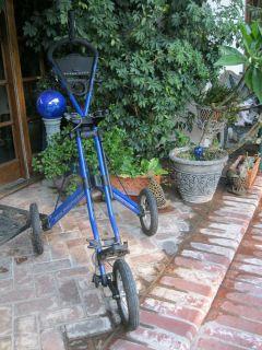 Sun Mountain Push Pull Golf Cart 3 Wheel