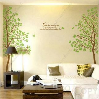 Attraction )   Vinyl Wall art decals graphic for home decor