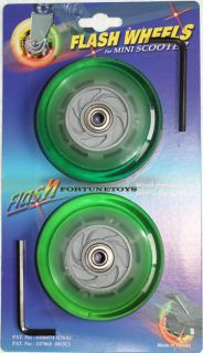Light Up Kick Scooter Razor Replacement Tool 2 Wheels Green