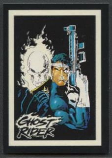 Ghost Rider Insert Glowin The Dark G2