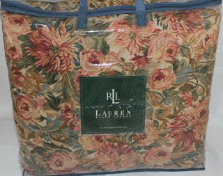 Ralph Lauren Great Barrington Tapestry Queen Comforter