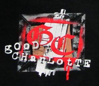 Good Charlotte Graphic T Shirt