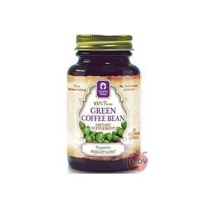 Today PURE Green Coffee Bean Extract 400mg Per Cap   60 Capsules ON TV