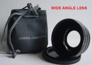Macro Wide Angle Lens for Canon EOS Digital Rebel XT HS