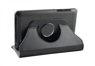 360° Rotating Leather Stand Case Cover For Google Nexus 7 inch Tablet