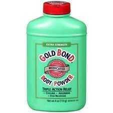 Gold Bond Extra Strength Medicated Body Powder 4oz