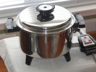 Cordon Bleu Regal Ware MP5 Multi Purpose Cooker Waterless Cookware USA