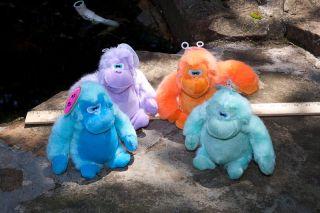 Gorilla Toys Med 4 Plush Dog Toys $24 00 Value