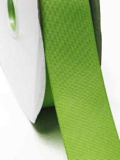 Grosgrain Ribbon 1 5 38mm per 5 Yards All Green Colors to Choose