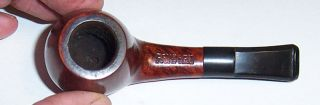 Vintage Compact Select Briar Tobacco Pipe Estate
