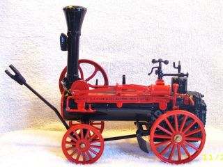 RARE 1992 DIECAST ANTIQUE CASE STEAM POWER ENGINE 1 FARM TRACTOR TOY 1