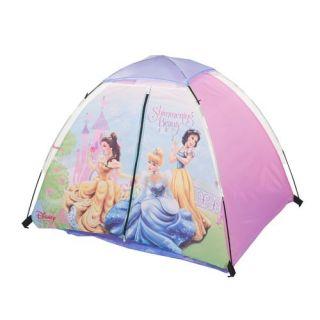 Disney Princess 4x3 Indoor Outdoor Play Tent Little Girl New Hideout