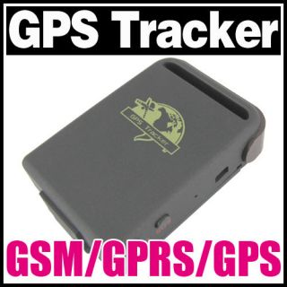 Vehicle Car Pet Dog GPS Tracker Locator Tracking Device