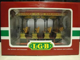 Grizzly Flats Railroad 30430 Trolley Car G Scale