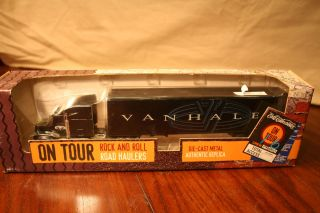 Van Halen Rock and Roll Tour Bus