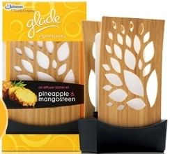 13 total   Glade Expressions Oil Diffuser Starter Kit   Pineapple
