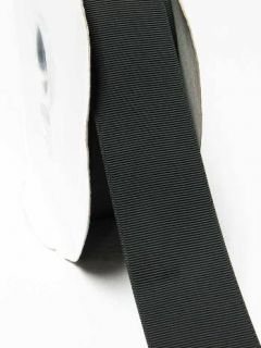 Grosgrain Ribbon Wholesale 9mm 3 8 Wide 100 Yard White s Grey s Black