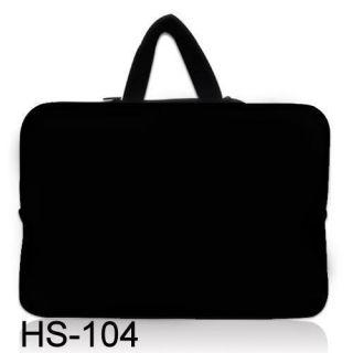 15 Black Laptop Notebook Sleeve Handl Bag Case Cover for 15 6 HP