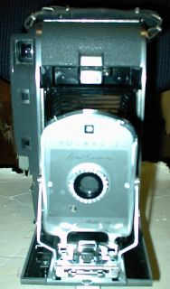 Vintage Polaroid Land Camera Model 150 w Case Manuals Accessories