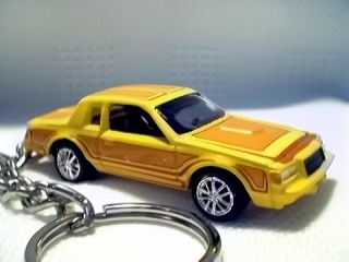 1985 Buick Grand National Key Chain Keychain