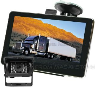Car GPS Truck Lorry GPS Bluetooth AU USA EU UK Latest Map HGV 20M