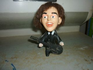 Beatles Paul McCartney 64 Seltaeb Hard Body Doll Character