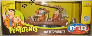 The Flintstones The Flintmobile Hanna Barbera Presents