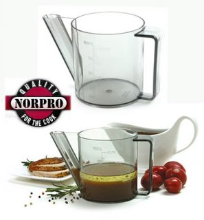 Norpro Gravy Separator Measurer 4 Cup New 3024
