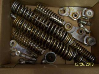 Harley Davidson Springer Frontend Shock Parts Springs