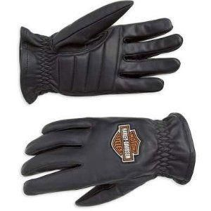 NEW NWT HARLEY DAVIDSON LEATHER RIDING GLOVES MENS XL X LARGE