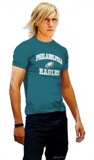 Philadelphia Eagles T Shirt Michael Vick NFL Football Logo Tee XL