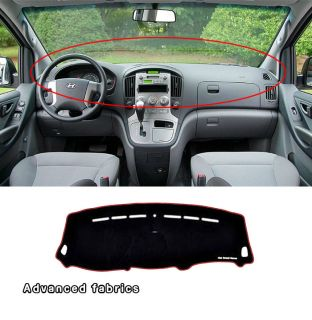 Hyundai 2007 IMAX Iload Grand Starex Dashboard Dash Sun Cover Pad Mat