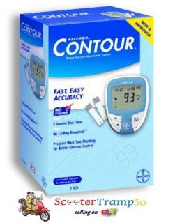 Ascensia Contour Blood Glucose Monitoring System