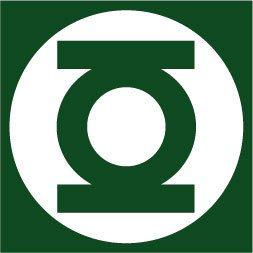Green Lantern Vinyl Sticker Decal DC Comics Window Car